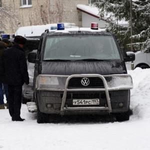 Дмитрий Медведев в алтайском селе Санниково.