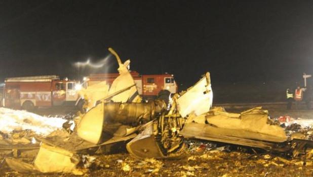 Авиакатастрофа Boeing в Казани.