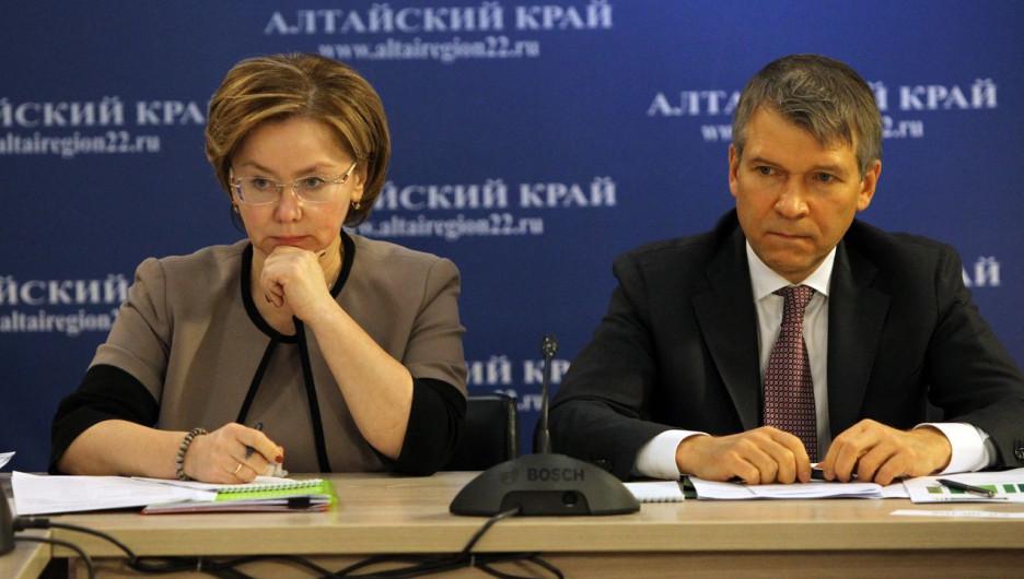 Cовещание Председателя Правительства Российской Федерации о развитии сельских территорий.