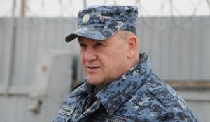 Андрей Подолян в Чечне.