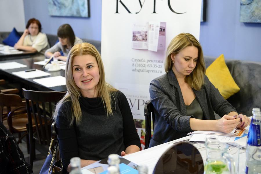 """Ольга Черняева, директор барнаульского филиала """"Алейскзернопродукта"""""""