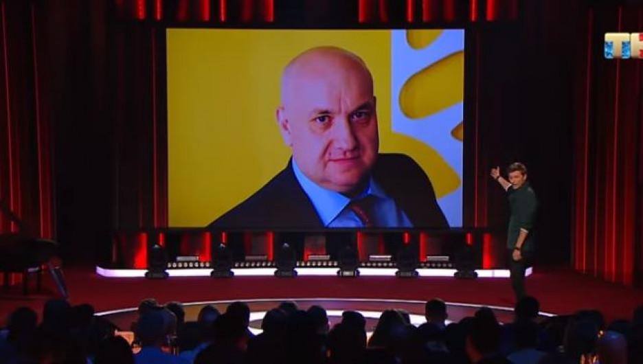 Пресс-секретарь губернатора Алтайского края в Comedy Club.