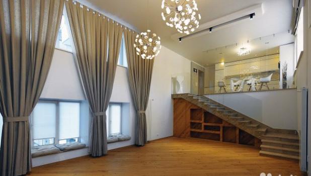 Четырехкомнатная квартира за 12 млн руб.