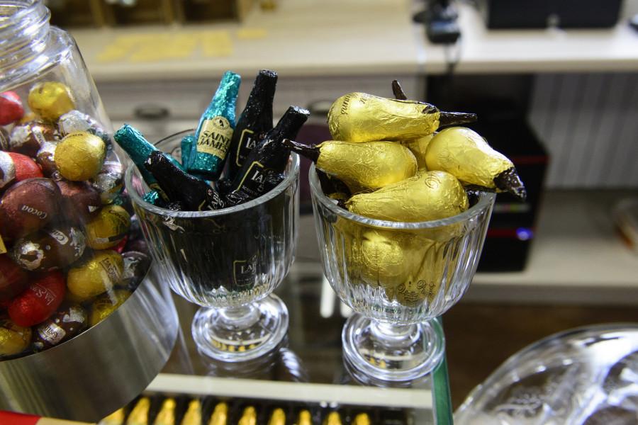Музей шоколадного мастерства.