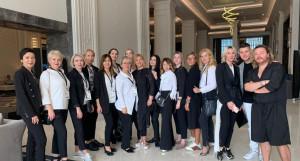 Бизнес-форум L'Oréal Professionnel в Стамбуле.