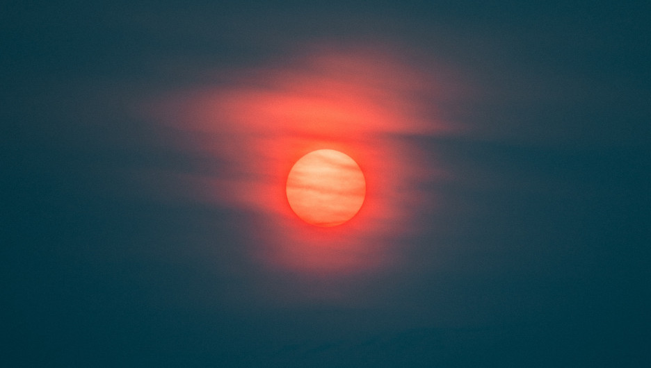 Солнце.