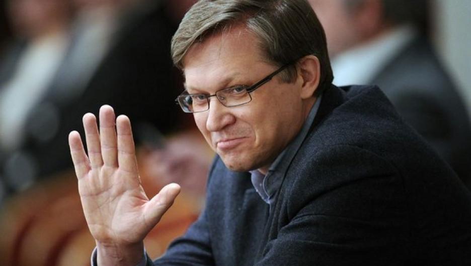 Владимир Рыжков.