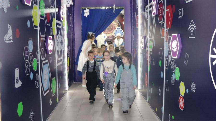 Алтайская резиденция Деда Мороза.