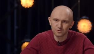 Барнаульский стендапер Вячеслав Попов.