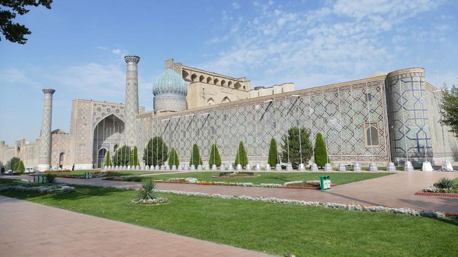 Узбекистан.