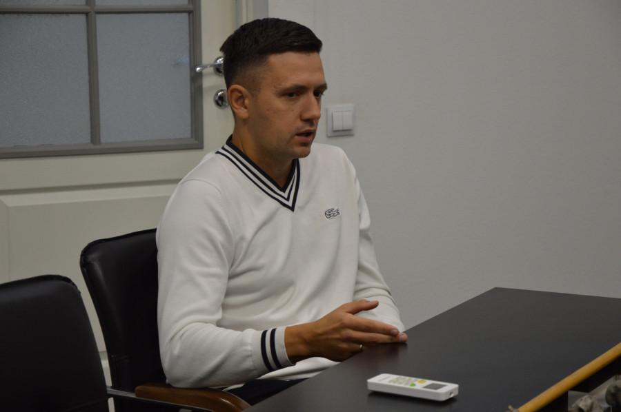 """Павел Плетнев, гендиректор """"Центр информационной безопасности""""."""