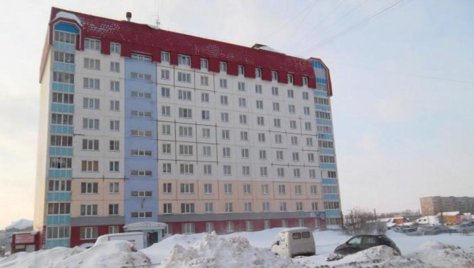 Дом на улице Малахова