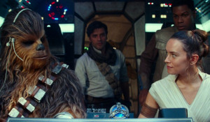"""Кадр из фильма """"Звездные Войны: Скайуокер. Восход""""."""
