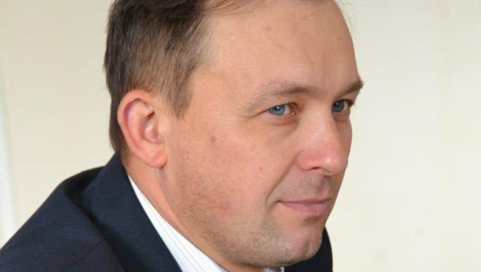 Сергей Асеев.