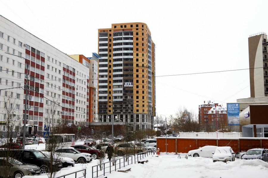 Дом-жемчужина на Партизанской, 76.