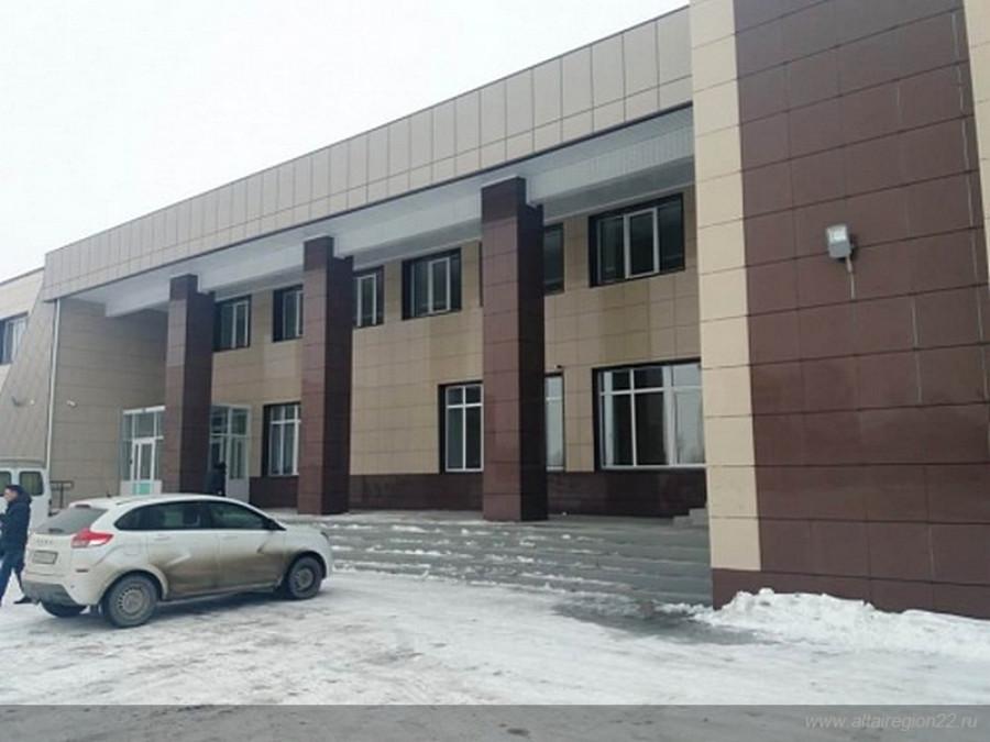 Дом культуры в селе Петропавловском.