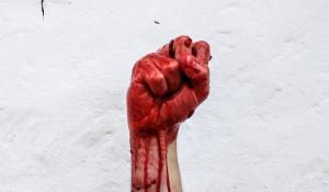 Кровь. Убийство