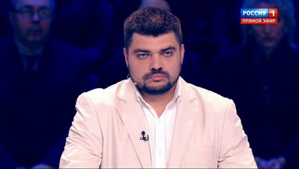 Эксперта из Украины навсегда выгнали из студии ток-шоу за слова о евреях