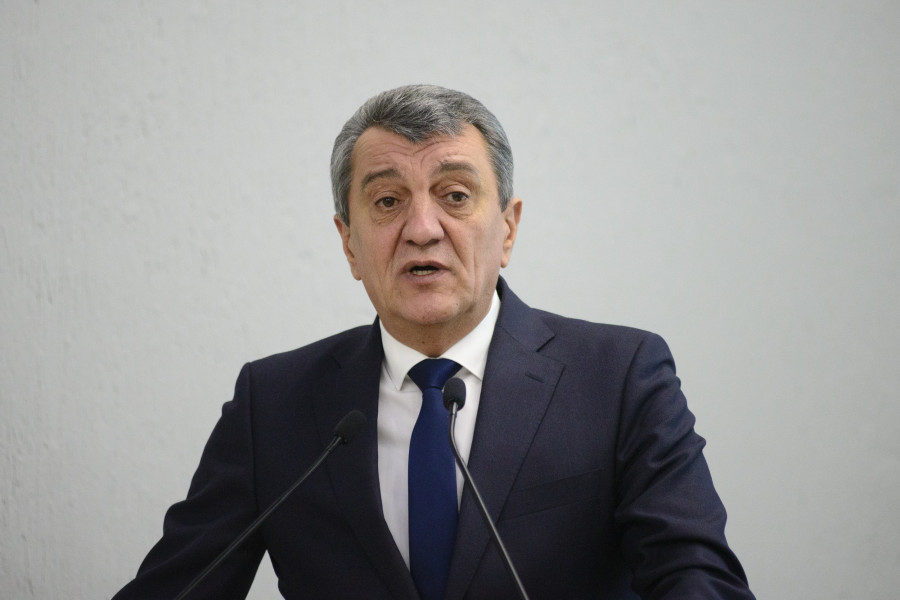 Сергей Иванович Меняйло.