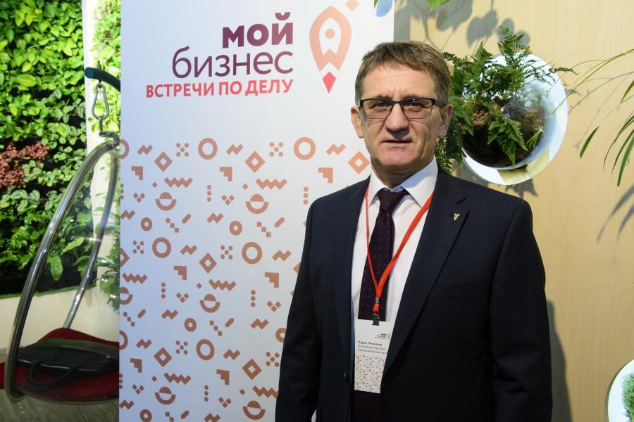 Борис Анатольевич Чесноков.