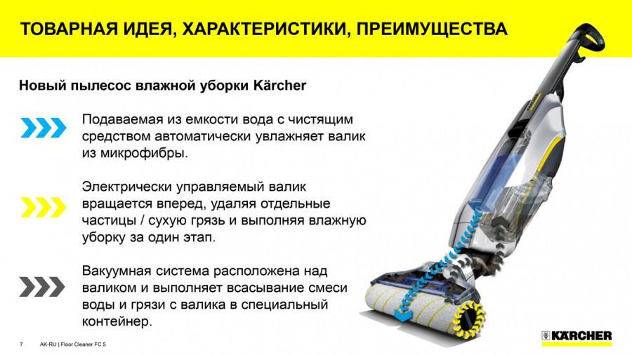 Электрошвабры Karcher
