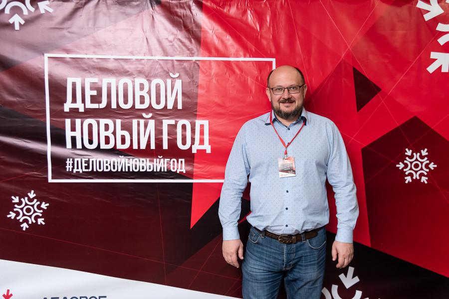 Основатель компании «СиСорт» Максим Савинков.