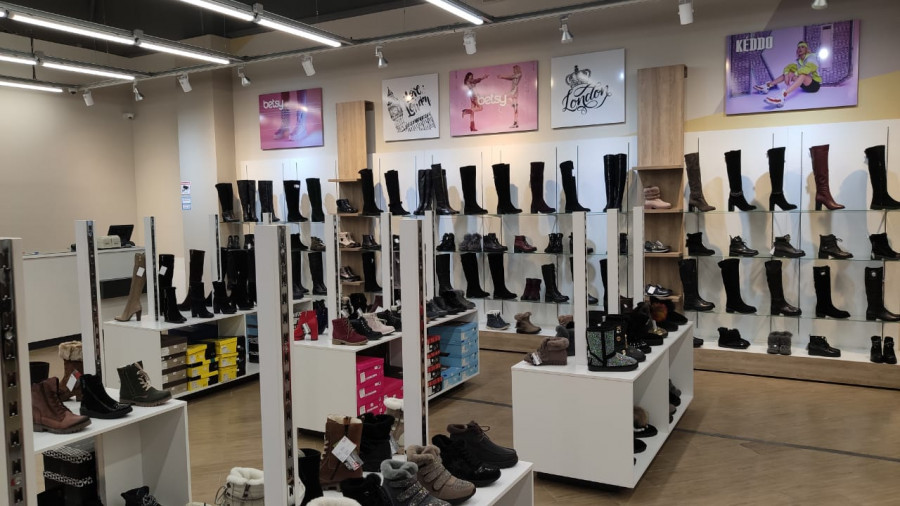 Бутик женской обуви и аксессуаров «Betsy»