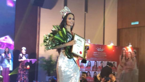 Конкурс красоты Miss Lumiere International World