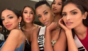 Мисс Вселенная 2019 - Зозибини Тунци
