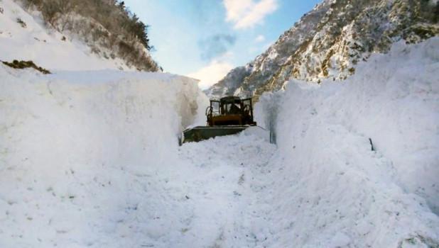 В горах Алтая лавиноопасно.