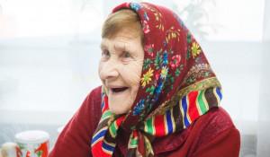 Кытмановский дом для престарелых.