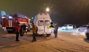 ДТП на Павловском тракте.