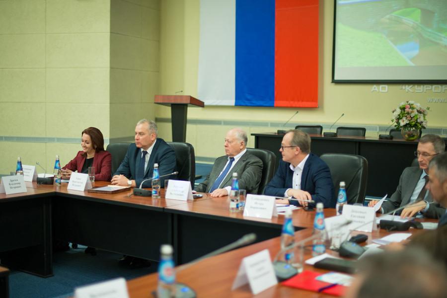Инвестиционный форум в Белокурихе.