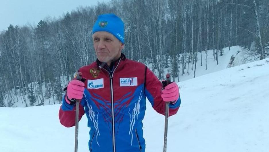 Владимир Драчев, президент Союза биатлонистов России
