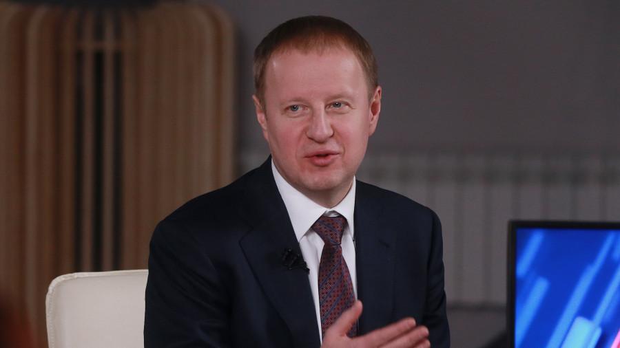 Виктор Томенко дает интервью. 12 декабря 2019 года.