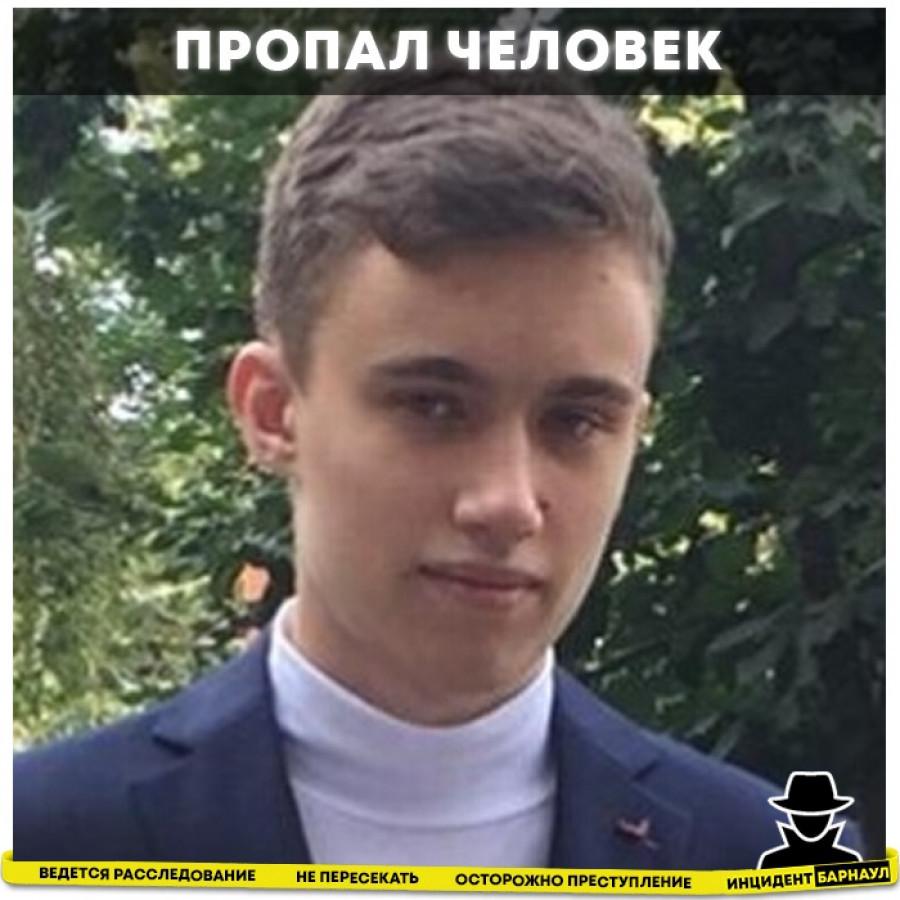 В Барнауле с 13 декабря не могут найти подростка