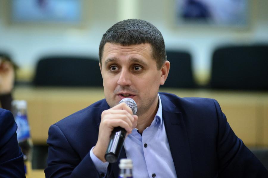 Вячеслав Перерядов.