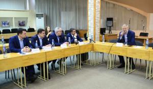Круглый стол в ИД «Алтапресс».