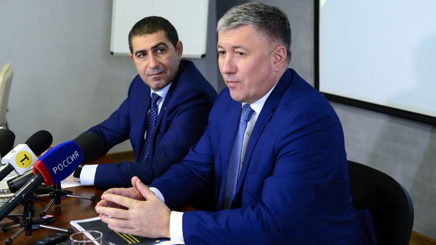 Игорь Лузанов, директор алтайского филиала СГК.
