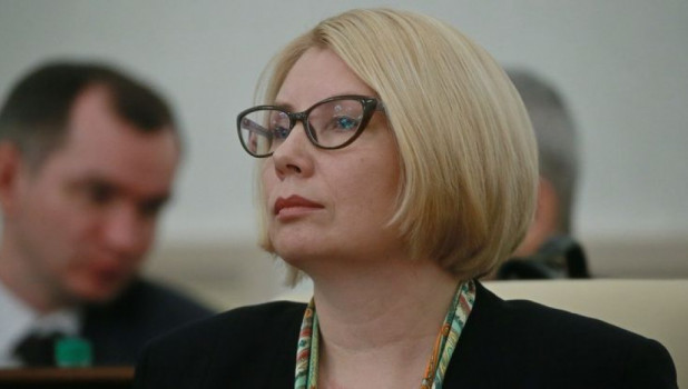 Ольга Казанцева.
