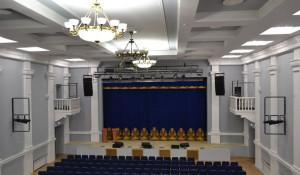 Открытие Рубцовского драмтеатра после реконструкции