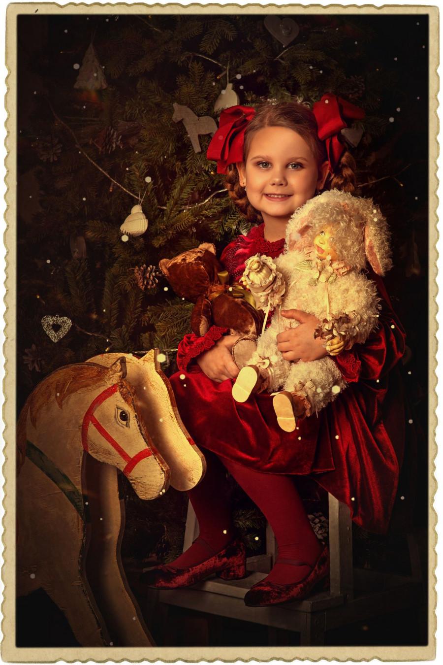 Алина Курицина, 6 лет, дочь Натальи Степановой (школа моды New Style).