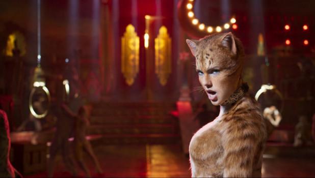 """Кадр из фильма """"Кошки""""."""