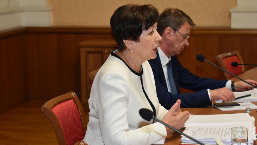 Заседание Барнаульской городской Думы 25 декабря 2019 года.