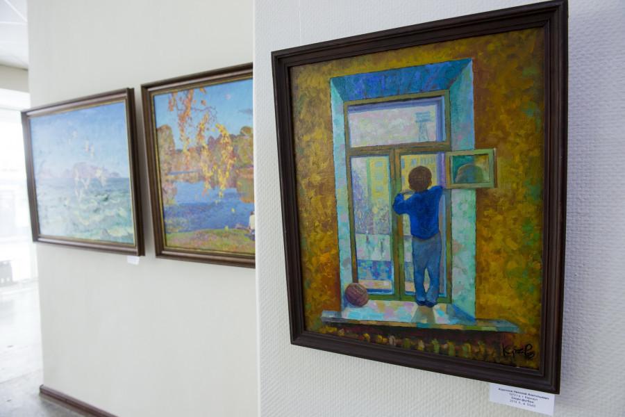 """Выставка """"Арт-Алтай""""-2019"""