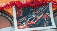Фотовыставка в барнаульском трамвае