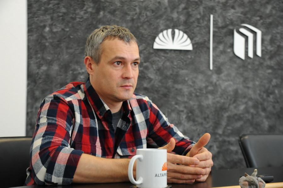 Андрей Мамаев.