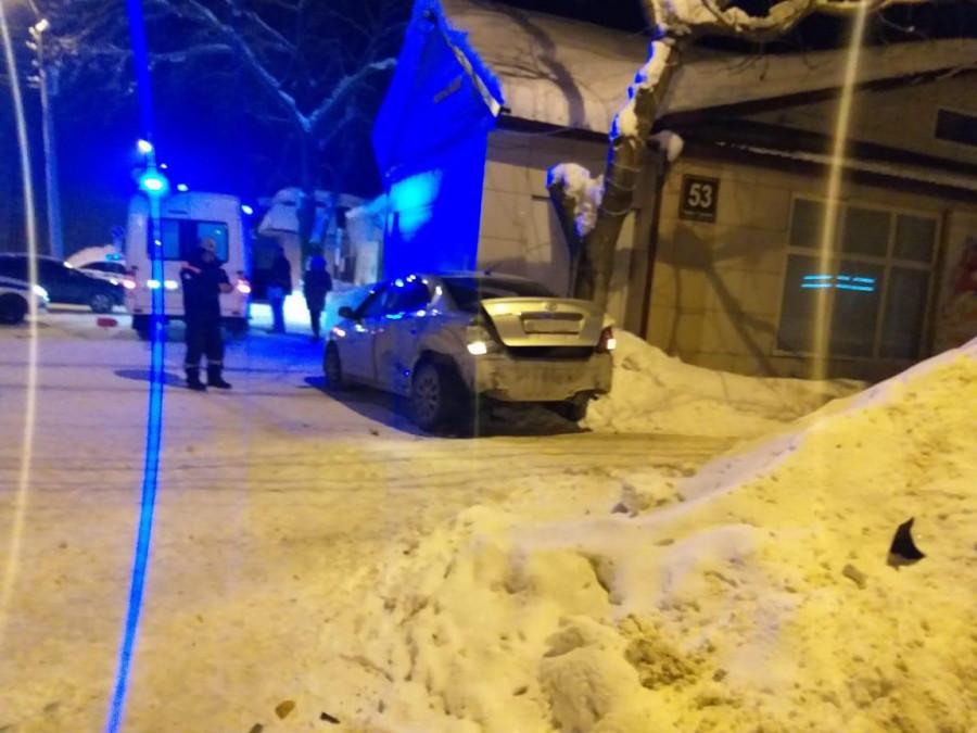 ДТП в Республике Алтай 2 января.