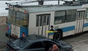 ДТП в Барнауле 3 января.