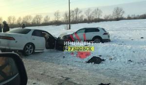 ДТП в Алтайском крае 3 января.